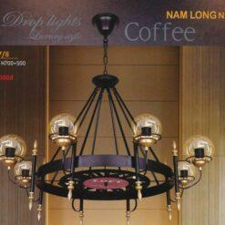 ĐÈN TRANG TRÍ QUÁN CAFE- NAM LONG (NB 017/8)